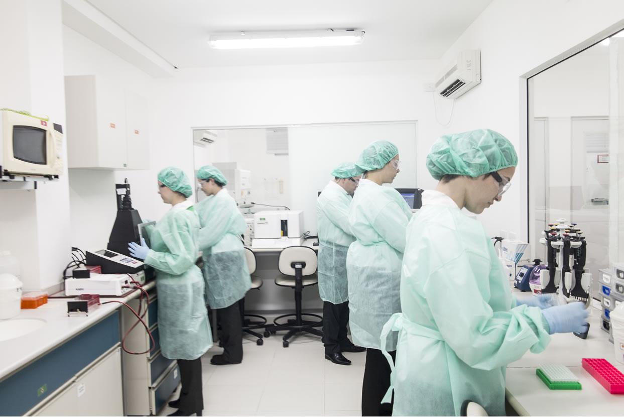 Laboratório