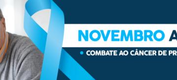 Novembro Azul: Combate ao câncer de próstata