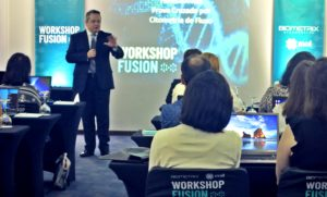 Workshop Fusion HLA