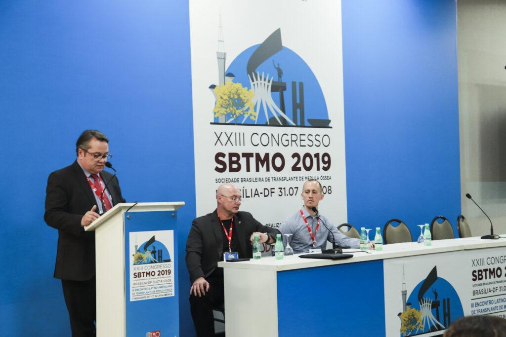 XXIII Congresso da Sociedade Brasileira de Transplante de Medula Óssea